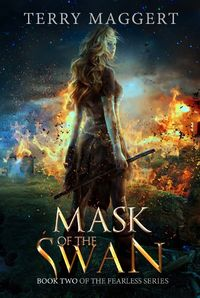 Mask of the Swan eBook Cover, written by Terry Maggert