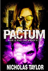 Pactum eBook Cover, written by Nicholas Taylor