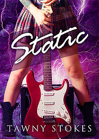 Static eBook Cover, written by Tawny Stokes