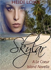 Skylar eBook Cover, written by Heidi Lowe