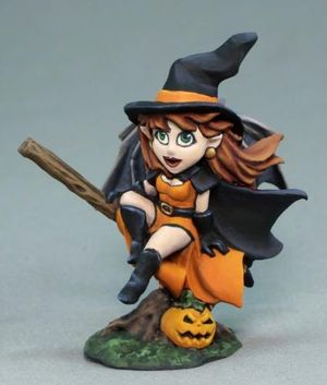 Chibi Halloween Sophie by Reaper Miniatures