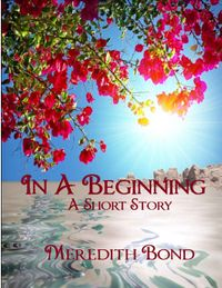 In A Beginning eBook Cover, written by Meredith Bond
