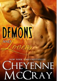 Demons and Lovers eBook Cover, written by Cheyenne McCray