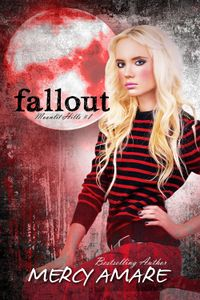 Fallout eBook Cover, written by Mercy Amare