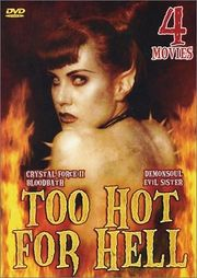 Too Hot for Hell DVD Box Cover