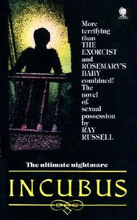 Incubus Book Cover, written by Ray Russell