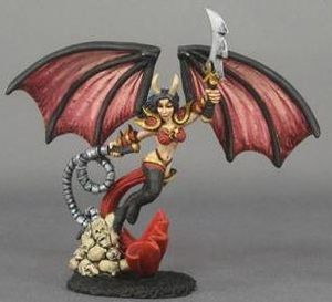 Legendary Encounters: Succubus Figurine by Reaper Miniatures