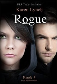 Rogue eBook Cover, written by Karen Lynch