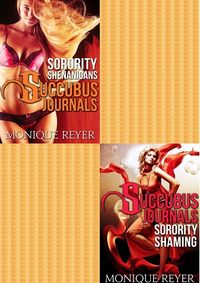 The Sorority Bundle eBook Cover, written by Monique Reyer
