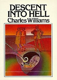 Descent Into Hell Book Cover, written by Charles Williams
