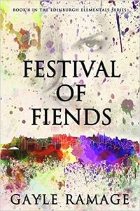 Festival of Fiends eBook Cover, written by Gayle Ramage