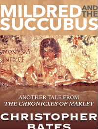 Mildred and the Succubus eBook Cover, written by Christopher Bates