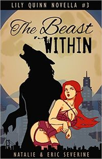 The Beast Within eBook Cover, written by Natalie Severine and Eric Severine