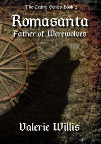 Romasanta eBook Cover, written by Valerie Willis