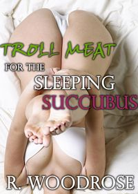 Troll Meat For The Sleeping Succubus eBook Cover, written by R. Woodrose