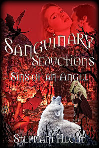 Sins of an Angel eBook Cover, written by Stephani Hecht