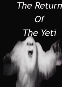 The Return of the Yeti eBook Cover, written by Dou7g