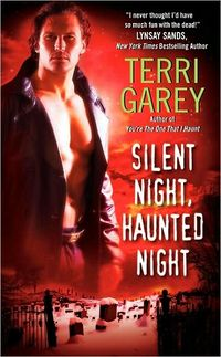Silent Night, Haunted Night Book Cover, written by Terri Garey
