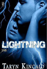 Lightning eBook Cover, written by Taryn Kincaid
