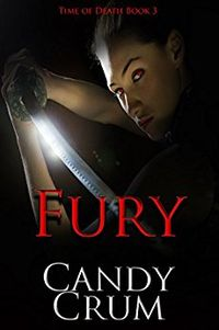 Fury eBook Cover, written by Candy Crum