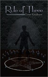 Rule of Three eBook Cover, written by Lore Graham