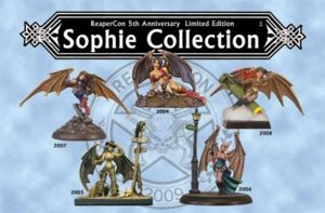 ReaperCon 5th Anniversary Limited Edition Sophie Collection