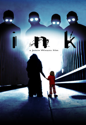 Movie poster for the 2009 American film Ink
