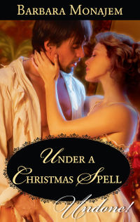 Under a Christmas Spell eBook Cover, written by Barbara Monajem