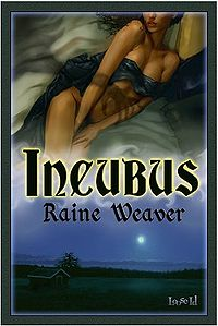 Incubus Original eBook Cover, written by Raine Weaver