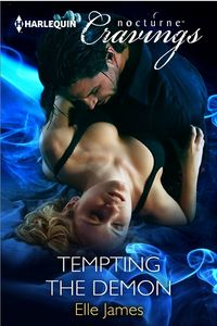 Tempting the Demon eBook Cover, written by Elle James