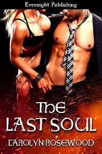 The Last Soul eBook Cover, written by Carolyn Rosewood