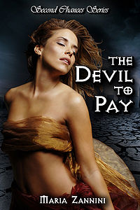 The Devil To Pay eBook Cover, written by Maria Zannini