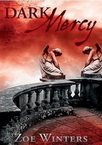 Dark Mercy eBook Cover, written by Zoe Winters
