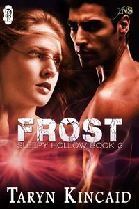 Frost eBook Cover, written by Taryn Kincaid