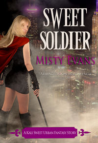 Sweet Soldier eBook Cover, written by Misty Evans