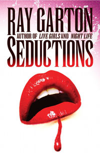 Seductions eBook Cover, written by Ray Garton
