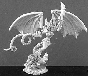 Princess of Hell by Reaper Miniatures