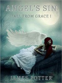 Angel's Sin: Fall From Grace I eBook Cover, written by James Potter