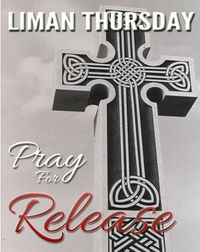 Pray For Release eBook Cover, written by Liman Thursday