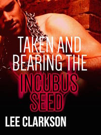 Taken And Bearing The Incubus Seed eBook Cover, written by Lee Clarkson