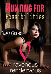 Hunting for Possibilities eBook Cover, written by Emma Greer