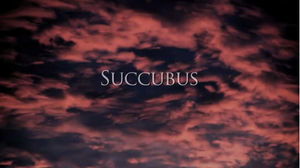 Title Screen of the 2011 American short film Succubus