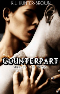 Counterpart eBook Cover, written by K.J. Hunter-Brown