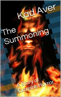The Summoning eBook Cover, written by Kad Aver