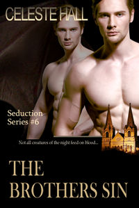 The Brothers Sin eBook Cover, written by Celeste Hall