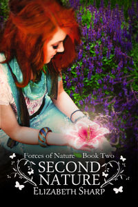 Second Nature Revised Book Cover, written by Elizabeth Sharp
