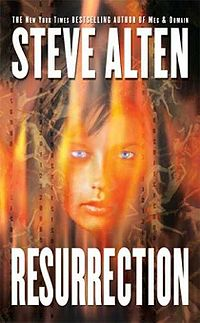 Resurrection Book Cover, written by Steve Alten