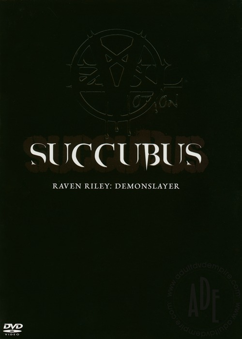 Succubus 2007 - Adult Movie Front Cover