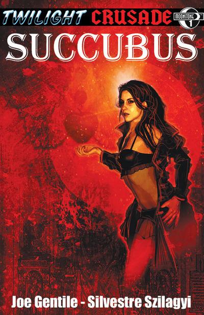 Succubus Comic Book - Issue 1