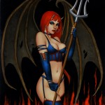 Scott Lewis Devil Girl